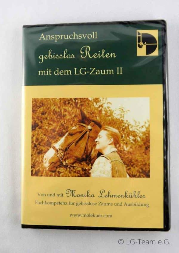 DVD 2 gebisslos reiten LG-Zaum
