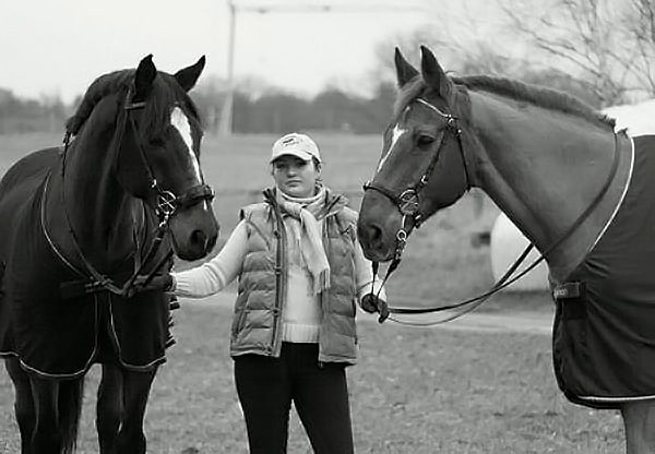 Karolin Köhler, Grand-Prix de Dressage Reiterin