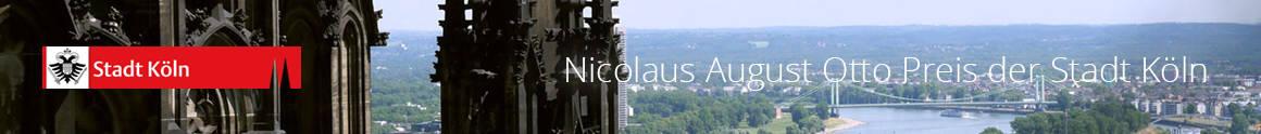 Nicolaus August Otto Preis der Stadt Köln für Innovation