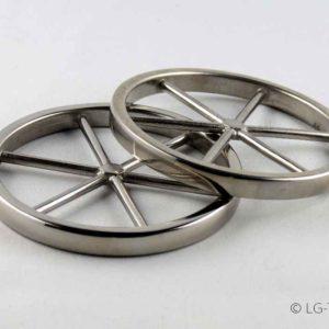 LG Räder silber