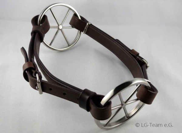 LG-Zaum Original Braun