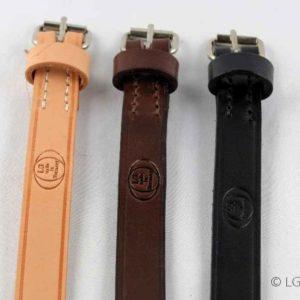 Riemen drei farben LG-Zaum