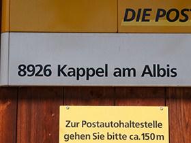 Schweiz Kappel am Albis
