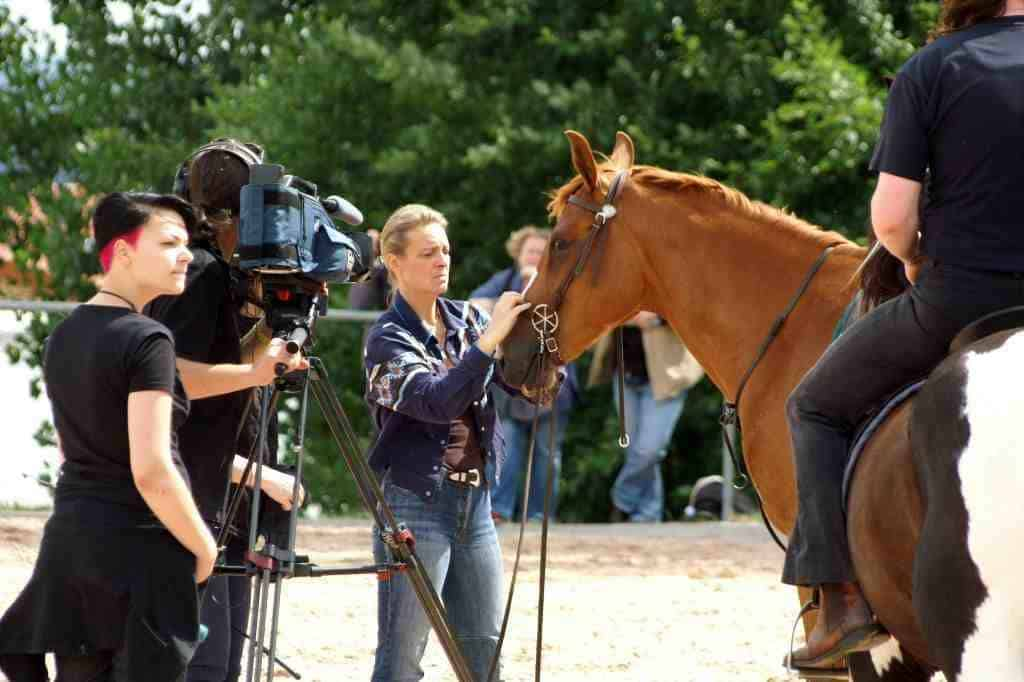 TV-Auftritt Thüringen