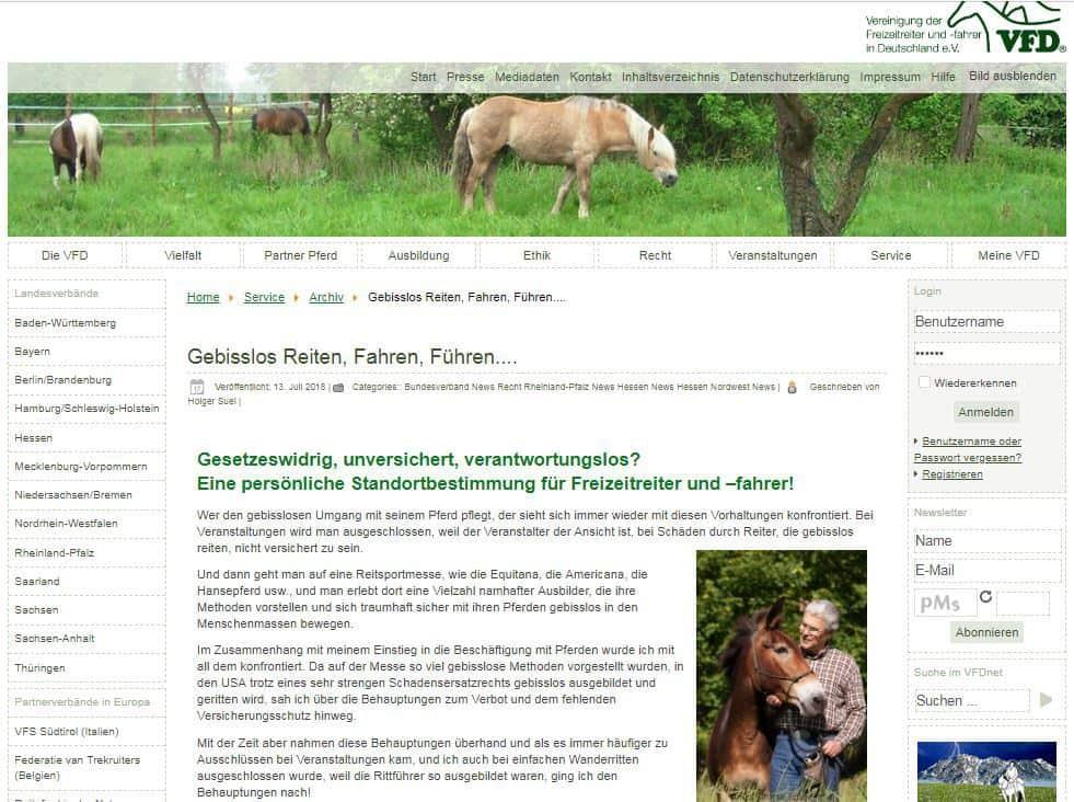 VfD Veröffentlichung Ausarbeitung Holger Suel