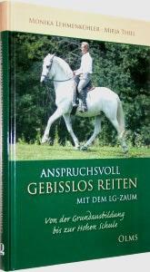 Buch Rezension Dr. math. Werner Popken, gebisslos Reiten mit dem LG-Zaum